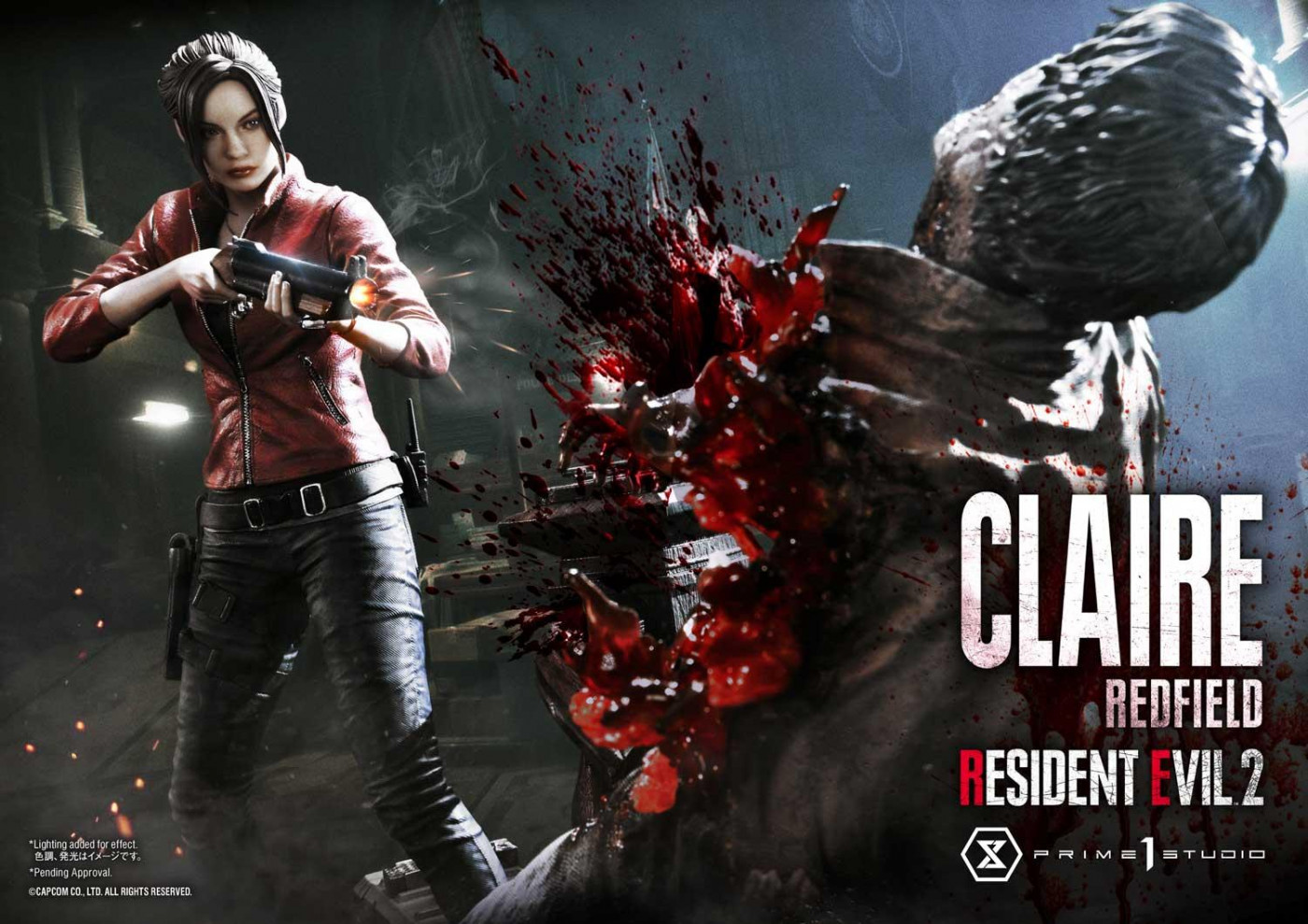 Ultimate Premium Masterline Resident Evil 2 Claire Redfield