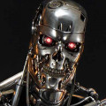 High Definition Museum Masterline The Terminator (Film) T-800 Endoskeleton