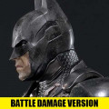 Museum Masterline Batman: Arkham Knight Batman Battle Damage Version