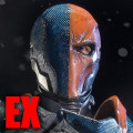 Museum Masterline Batman: Arkham Origins Deathstroke EX Version