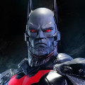 Museum Masterline Batman: Arkham Knight Batman Beyond