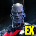 Museum Masterline Batman: Arkham Knight Batman Beyond EX Version