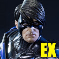 Museum Masterline Batman: Arkham Knight Nightwing EX Version