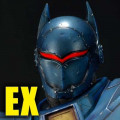 Museum Masterline Batman (Comics) Knightfall Batman EX Version