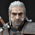 Museum Masterline The Witcher 3: Wild Hunt Geralt of Rivia