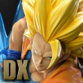 Mega Premium Masterline Dragon Ball Z Super Saiyan Son Goku Deluxe Version