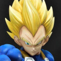 Mega Premium Masterline Dragon Ball Z Super Saiyan Vegeta Bonus Version