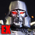 Premium Masterline Transformers Generations I Megatron EX Version