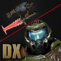 Ultimate Museum Masterline Doom Eternal Doom Slayer Deluxe Version