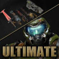 Ultimate Museum Masterline Doom Eternal Doom Slayer Ultimate Version