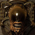 3D Wall Art Alien 3 (Film) Dog Alien Head Trophy