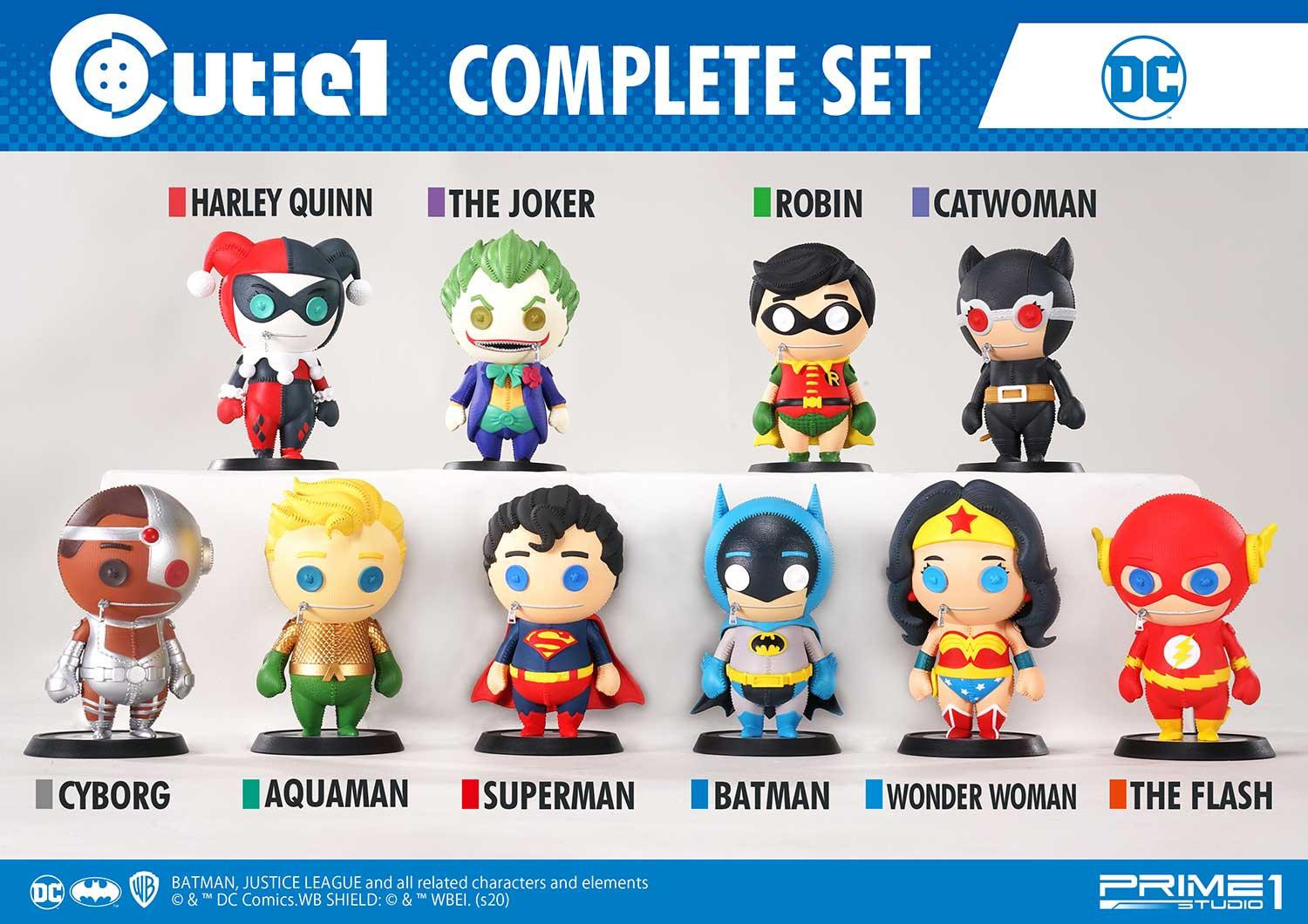 Cutie1 DC Series DC Complete Set Vol.1