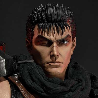 Museum Masterline Berserk Guts, The Black Swordsman