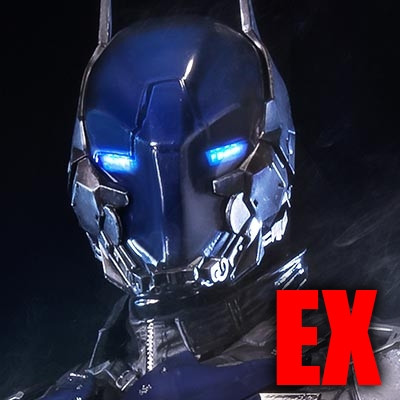 Museum Masterline Batman: Arkham Knight Arkham Knight EX Version