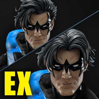 Museum Masterline Batman: Hush (Comics) Nightwing EX Bonus Version