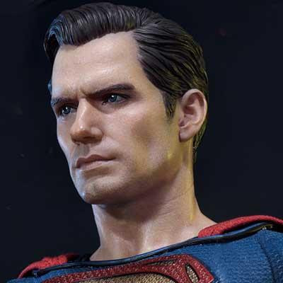 Museum Masterline Justice League (Film) Superman