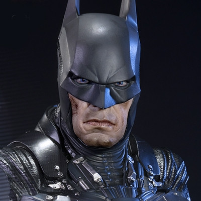 Premium Bust Batman: Arkham Knight Batman