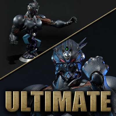 Ultimate Premium Masterline Bio Booster Armor Guyver Guyver III Ultimate Version