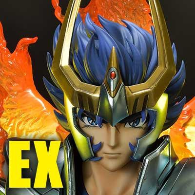 "Premium Masterline Saint Seiya Phoenix Ikki ""Final Bronze Cloth"" Exclusive Version"