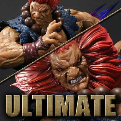 Premium Masterline Street Fighter V Akuma Ultimate Version