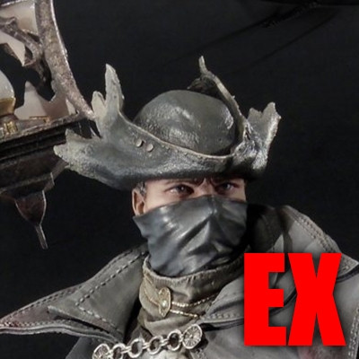 Ultimate Premium Masterline Bloodborne The Hunter EX Version